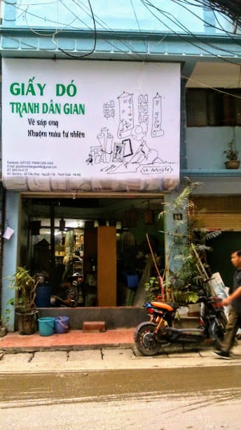 papeterie anh hanoi vietnam